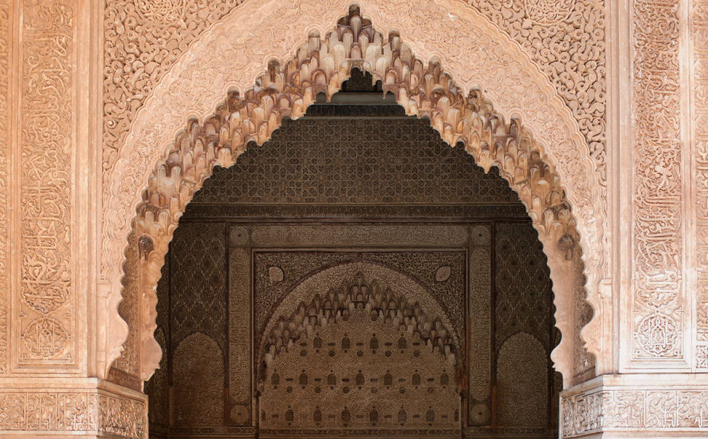 Marrakesch, Saadiergräber